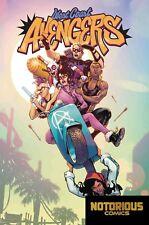 West Coast Avengers #1 Fresh Start Marvel Comics 1st Print EXCELSIOR BIN