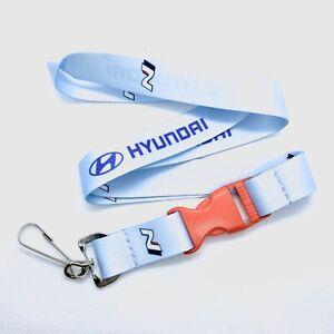 Hyundai N Series Lanyard Veloster GT N-Line Official Merchandise OEM NEW