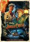 JUNGLE CRUISE (2021) DVD PREORDER 11/21  FREE SHIPPING BRAND NEW For Sale