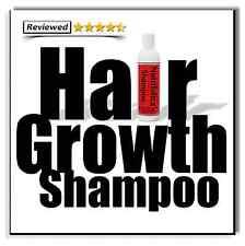 GUARANTEED HAIR LOSS REGROWTH NUTRIFOLICA SHAMPOO growth crown receding hairline