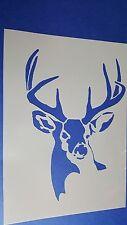 Schablonen 241 Hirsch Vintage Stanzschablonen Shabby Möbel Wandtattoos Stencil