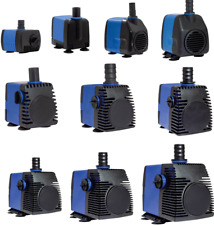 53-710 GPH Submersible Water Pump Aquarium Fish Tank Pond & Fountain Hydroponics