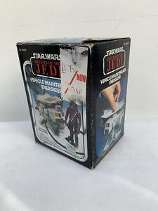 "Star Wars Vintage ROTJ ""BOX ONLY"" Vehicle Main Energizer Mini-rig  Original"