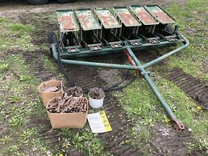 """Ryan Renovaire 72"""" Tow Behind Aerator for Tractor"""