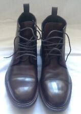 Paul Smith Men's Shoe Cesar Bordeaux Boots. Size 11.