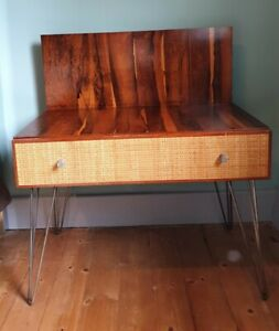 Danish rosewood mid-century bedside table