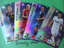 Champions League 2012 13 alle 20 Master Robben Xavi   Panini Adrenalyn 12 13