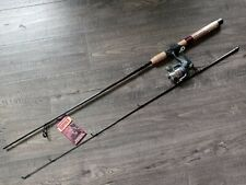 "Rapala Rap Spi Rod & Reel Fishing Spinning Combo 6'6"" 2pc Nos"