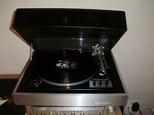 garrard 100 sb turntable, record player