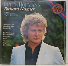 """PETER HOFMANN RICHARD WAGNER RSO STUTTGART IVAN FISCHER 12"""" LP FOC (j348)"""