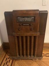 Sparton 1281 Console Radio
