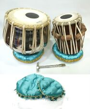 More details for professinal semi pro tabla set with padded gig bag ring & cover set