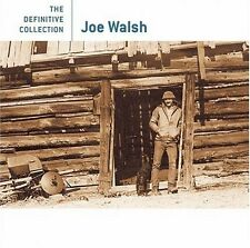 Definitive Collection - Joe Walsh (2006, CD NEUF)