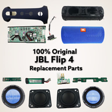 GENUINE JBL Flip 4 Blue Main Board/ Speaker/Charging AUX Port REPLACEMENT PARTS