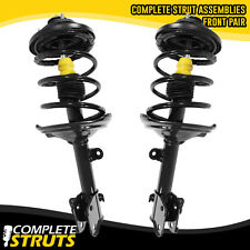 2003-2006 Acura MDX (2) Front Quick Complete Struts & Coil Spring Assembly Pair