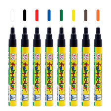 Zig Fabricolor Fabric Marker - 2mm - Assorted (Pack of 8)
