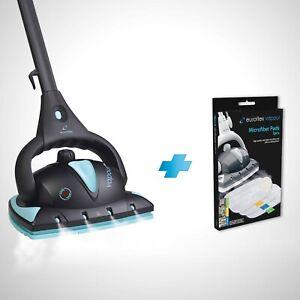 Vapour M4S Hybrid Floor Steamer & Steam Cleaner by Euroflex + FREE Pads!!