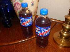 TWO (2) Bottles of 2017 DEW S  A - two (2) 20oz bottles RARE LIMITED EDITION