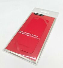 Urbanears Tempered Glass Screen Protector front/back for iPhone 5/5s/SE/5c - Red