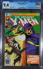 "X-Men #142 - CGC 9.4 -""""Deaths"""" of alternate future Wolverine, Storm & Colossus"