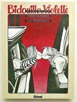 BD Intégrale BIDOUILLE et VIOLETTE / Hislaire / EO 1996 TBE univers Spirou