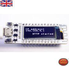 Chip ESP8266 Wifi 0.91 pulgadas OLED CP2014 ESP8266 Wifi nodemcu Módulo para Arduino