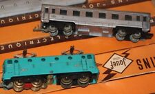 Toy train set Toy train vintage Toy train cars Antique Toy train Jouef 1950s