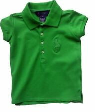 Vêtements verts à manches courtes pour fille de 4 à 5 ans