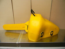 """McCULLOCH CHAINSAW CARRY STORAGE CASE EAGER BEAVER 3210 3214 3216 16"""" BAR OTHERS"""