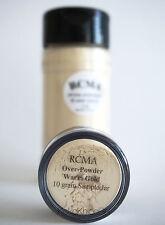 RCMA Over-Powder | Sample Size, 10gr Jar | Warm Gold, Luminous Highlight Shimmer
