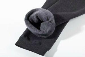 Leggings Winter Wool Grey