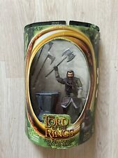LORD OF THE RINGS GIMLI - THE FELLOWSHIP OF THE RING TOYBIZ 2001 - BOXED