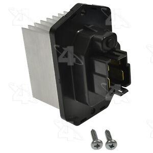 HVAC Blower Motor Resistor-Resistor Block 4 Seasons 20622