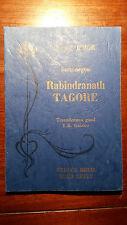 Langue bretonne-Rabindranath Tagore Barzonegou-Rozmor illustré par Guiriec 1985