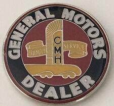 Hat / lapel pin badge ~ GMH General Motors Dealer ~      C010302 -