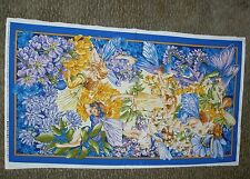 Cotton Fabric Michael Miller From Dusk Til Dawn FAIRY FAIRIES PANEL Floral BTP