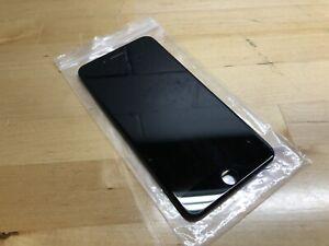 OEM Original Apple iPhone 8 Plus Black Display Screen Replacement (B- Grade)