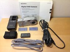 Used - Camera Sony Cyber-Shot DSC-P9 4.0 Mega Pixels + Accessories - Works