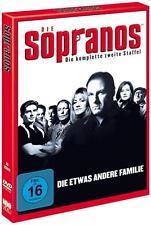 Die Sopranos - Staffel 2 (Amaray Box Set / 4 Discs) / DVD