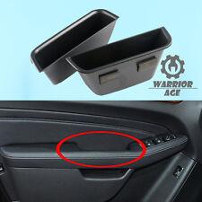 2Pcs Front Door Handle Armrest Storage Box For Benz ML-Class 12-15 GLE GLS GL