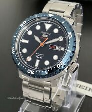 Seiko 5 Sports Bottle Cap 24 Jewels 100m Automatic Mens Watch SRPC63K1
