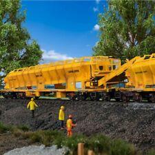 Wagon élévateur et transport de ballast PLASSER & THEURER MFS 100-HO-1/87-KI