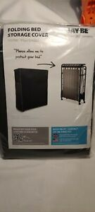 Jay Be Single Folding Guest Bed Storage Cover Advance & Revolution Model 103799