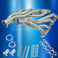 Stainless Steel Shorty Headers For Chevy 396 402 427 454 502 BBC Camaro Chevelle
