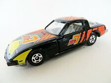 TOMY TOMICA No.21 'MAZDA SAVANNA RX-7'. BLACK. EXCELLENT. 1:60