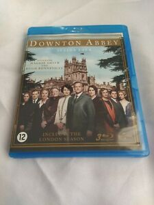 DOWNTON ABBEY série TV season four saison 4 version 3 BLU-RAY intégrale