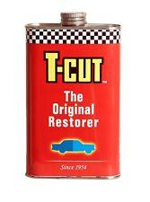 CarPlan T-Cut TMT500 Original Car Paint Restorer & Scratch Remover Tin 500ml