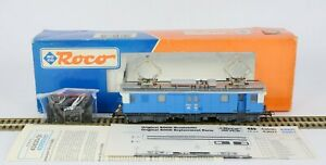 ROCO HO 43631 BOXED SWISS SBB De 4/4 RAILCAR SUPERB RUNNER DIR. LIGHTS V Nr MINT