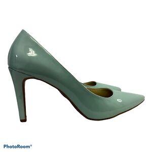 Bandolino Blue Closed Toe High Heels Pumps Fairbury Woman's Shoes Size 11M