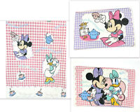 Disney Mickey for Kids Minnie Mouse Daisy Duck Bedding Set Sheets & Pillowcase